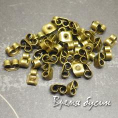 Заглушки для пуссет под бронзу (10 шт.)