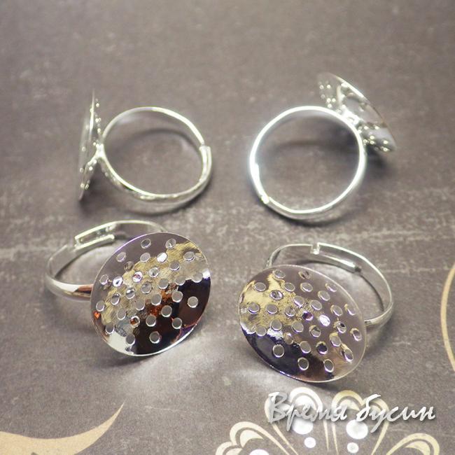 Основа для кольца с чашей с отверстиями 14 мм