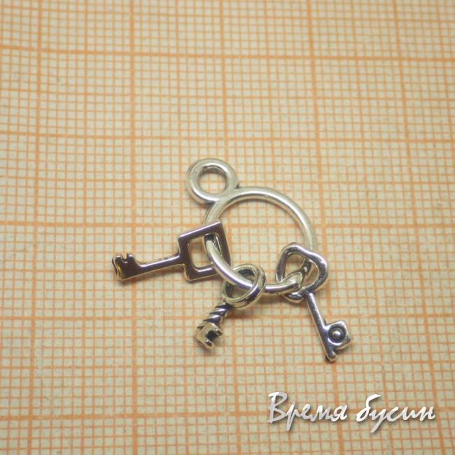 подвески для ключей своими руками
