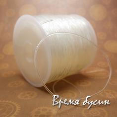 Резинка для браслетов круглая 1 мм