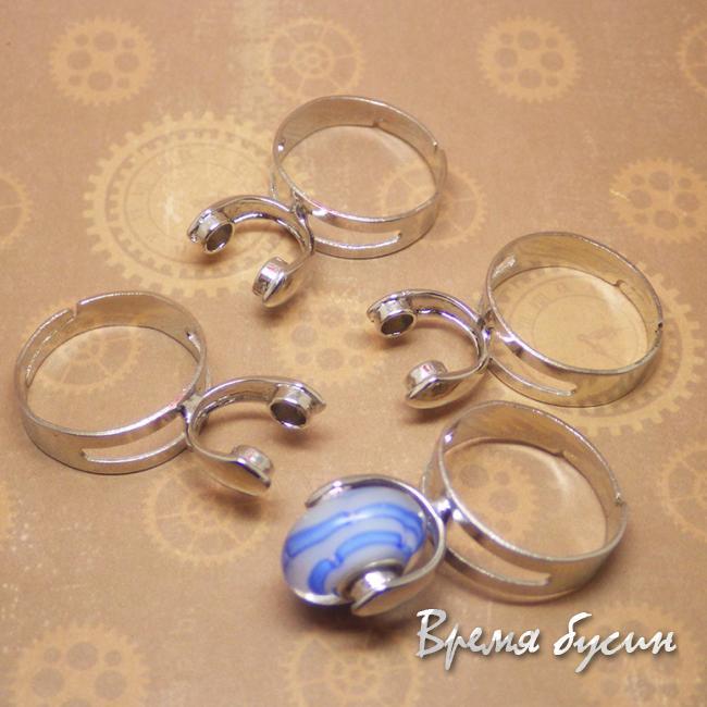 Основа для кольца в стиле пандора