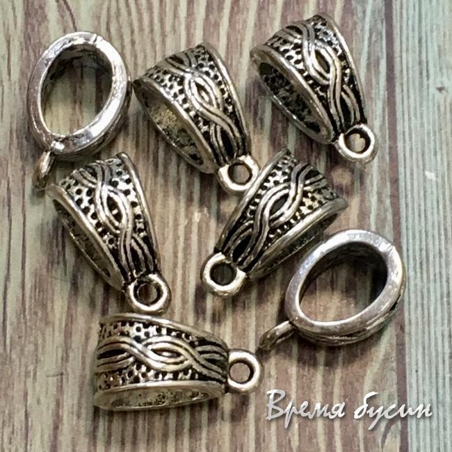 Бейл для подвесок на браслеты в стиле Пандора