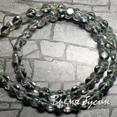 Циркон граненый фианит, форма лук (75 шт.)