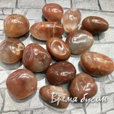 Халцедон, галтовка из натур. камня весом 10-12 гр.     (1 шт.)