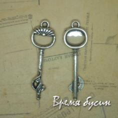 Ключ. Подвеска под серебро (1шт.)